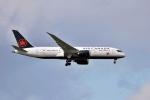 sonnyさんが、成田国際空港で撮影したエア・カナダ 787-8 Dreamlinerの航空フォト(写真)