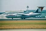 takamaruさんが、名古屋飛行場で撮影したヘビーリフト・カーゴ・エアラインズ Il-76TDの航空フォト(写真)