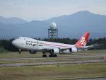 poppoya-makochanさんが、小松空港で撮影したカーゴルクス 747-8R7F/SCDの航空フォト(写真)