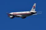 撮り撮り人さんが、岡山空港で撮影した中国東方航空 A320-214の航空フォト(写真)