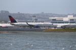 職業旅人さんが、サンフランシスコ国際空港で撮影したデルタ航空 757-231の航空フォト(写真)