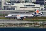 ポン太さんが、那覇空港で撮影したジェットスター・ジャパン A320-232の航空フォト(写真)