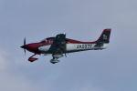 ポン太さんが、那覇空港で撮影した日本法人所有 SR22 GTSの航空フォト(写真)