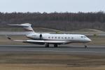くーぺいさんが、新千歳空港で撮影した不明 Gulfstream G650 (G-VI)の航空フォト(写真)