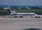 よしポンさんが、名古屋飛行場で撮影したMIATモンゴル航空 Tu-154Mの航空フォト(写真)