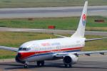 suu451さんが、関西国際空港で撮影した中国東方航空 737-89Pの航空フォト(写真)
