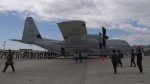 SVMさんが、岩国空港で撮影したアメリカ海兵隊 KC-130J Herculesの航空フォト(写真)