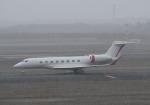 くーぺいさんが、新千歳空港で撮影したSmartplus Assets Management Limited Gulfstream G650ER (G-VI)の航空フォト(写真)