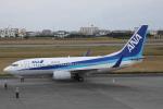 小牛田薫さんが、宮古空港で撮影した全日空 737-781の航空フォト(写真)