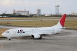 小牛田薫さんが、宮古空港で撮影した日本トランスオーシャン航空 737-446の航空フォト(写真)