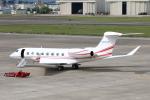なごやんさんが、名古屋飛行場で撮影したTAI LEASING INC Gulfstream G650ER (G-VI)の航空フォト(写真)