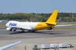 amagoさんが、成田国際空港で撮影したポーラーエアカーゴ 747-87UF/SCDの航空フォト(写真)