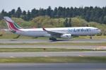 amagoさんが、成田国際空港で撮影したスリランカ航空 A330-343Xの航空フォト(写真)