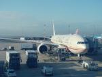 C.B.Airwaysさんが、パリ シャルル・ド・ゴール国際空港で撮影したエティハド航空 777-3FX/ERの航空フォト(写真)