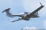 tabi0329さんが、鹿児島空港で撮影した日本法人所有 DA42 NG TwinStarの航空フォト(写真)