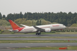 pringlesさんが、成田国際空港で撮影したエア・インディア 787-8 Dreamlinerの航空フォト(写真)