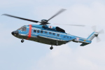 ゴンタさんが、埼玉県川越市で撮影した警視庁 S-92Aの航空フォト(写真)