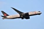 さくらの城南山。さんが、成田国際空港で撮影したエア・カナダ 787-8 Dreamlinerの航空フォト(写真)