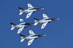 hideohさんが、岩国空港で撮影した航空自衛隊 T-4の航空フォト(写真)