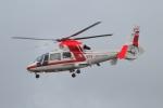 E-75さんが、函館空港で撮影した朝日航洋 AS365N3 Dauphin 2の航空フォト(写真)