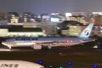 たかきさんが、福岡空港で撮影した大韓航空 777-2B5/ERの航空フォト(写真)