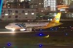 たかきさんが、福岡空港で撮影したセブパシフィック航空 A320-214の航空フォト(写真)