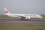canon_leopardさんが、中部国際空港で撮影した日本航空 787-8 Dreamlinerの航空フォト(写真)