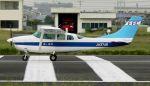 航空見聞録さんが、八尾空港で撮影した第一航空 TU206F Turbo Stationairの航空フォト(写真)