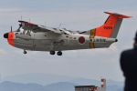 ばとさんが、岩国空港で撮影した海上自衛隊 US-1Aの航空フォト(写真)