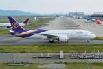 きゅうさんが、関西国際空港で撮影したタイ国際航空 787-8 Dreamlinerの航空フォト(写真)
