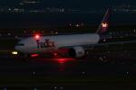 きゅうさんが、関西国際空港で撮影したフェデックス・エクスプレス 777-FS2の航空フォト(写真)