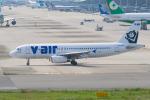 きゅうさんが、関西国際空港で撮影したV エア A320-232の航空フォト(写真)