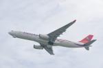 きゅうさんが、関西国際空港で撮影したトランスアジア航空 A330-343Xの航空フォト(写真)