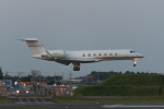 ぎんじろーさんが、成田国際空港で撮影した不明 G650 (G-VI)の航空フォト(写真)
