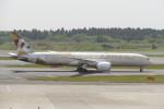 krozさんが、成田国際空港で撮影したエティハド航空 787-9の航空フォト(写真)