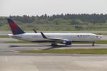 krozさんが、成田国際空港で撮影したデルタ航空 767-332/ERの航空フォト(写真)