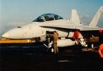 takamaruさんが、浜松基地で撮影したアメリカ海兵隊 F/A-18D Hornetの航空フォト(写真)