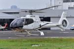 はるかのパパさんが、東京ヘリポートで撮影したオートパンサー EC130B4の航空フォト(写真)