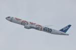 おぺちゃんさんが、伊丹空港で撮影した全日空 777-381/ERの航空フォト(写真)
