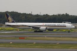 pringlesさんが、成田国際空港で撮影したシンガポール航空 777-312/ERの航空フォト(写真)