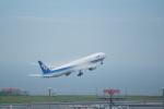 ふるぴーさんが、松山空港で撮影した全日空 777-381の航空フォト(写真)