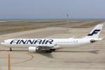 安芸あすかさんが、中部国際空港で撮影したフィンエアー A330-302Xの航空フォト(写真)