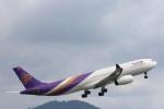 安芸あすかさんが、プーケット国際空港で撮影したタイ国際航空 A330-343Xの航空フォト(写真)