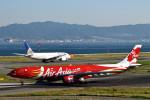 we love kixさんが、関西国際空港で撮影したエアアジア・エックス A330-343Eの航空フォト(写真)