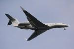Dream Skyさんが、羽田空港で撮影した中国企業所有 Gulfstream G650 (G-VI)の航空フォト(写真)