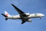 Dream Skyさんが、羽田空港で撮影した日本航空 777-246の航空フォト(写真)