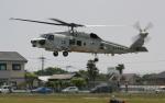 asuto_fさんが、長崎空港で撮影した海上自衛隊 SH-60Kの航空フォト(写真)