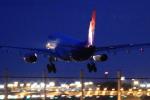 多楽さんが、成田国際空港で撮影したハワイアン航空 A330-243の航空フォト(写真)