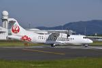 チーフさんが、鹿児島空港で撮影した日本エアコミューター ATR-42-600の航空フォト(写真)