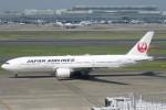 SFJ_capさんが、羽田空港で撮影した日本航空 777-246の航空フォト(写真)